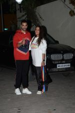 Neha Dhupia, Angad Bedi at Kabir Singh screening in Yashraj studio, andheri on 20th June 2019 (61)_5d0c8d0909645.JPG