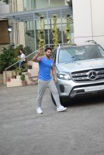 Varun Dhawan spotted at dance class in andheri on 21st June 2019