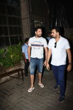 Zaheer Khan,Yuvraj Singh spotted at palli village cafe bandra on 21st June 2019