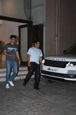 Salman Khan at Arbaaz Khan's party for the new house at bandra on 23rd June 2019