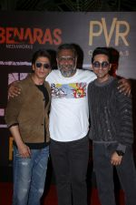 Shah Rukh KHan, Anubhav Sinha, Ayushman Khurana at the Screening of film Article 15 in pvr icon, andheri on 26th June 2019 (33)_5d15c0b93bf91.jpg