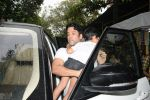 Tusshar Kapoor & son Lakshya spotted at Shani Mandir juhu on 30th June 2019 (11)_5d19b98989c1e.JPG