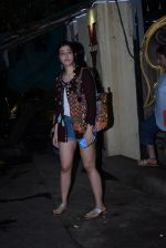 Nupur Sanon spotted at Myrah spa in juhu on 30th June 2019 (2)_5d19b7205b70a.JPG