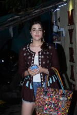 Nupur Sanon spotted at Myrah spa in juhu on 30th June 2019 (3)_5d19b713705ad.JPG