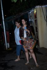 Nupur Sanon spotted at Myrah spa in juhu on 30th June 2019 (4)_5d19b726eb407.JPG