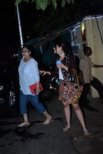 Nupur Sanon spotted at Myrah spa in juhu on 30th June 2019 (6)_5d19b72d28f7c.JPG