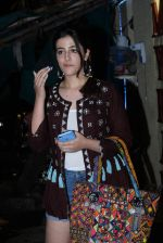 Nupur Sanon spotted at Myrah spa in juhu on 30th June 2019 (7)_5d19b71f77c73.JPG