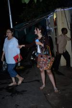 Nupur Sanon spotted at Myrah spa in juhu on 30th June 2019 (7)_5d19b72fe23fb.JPG