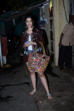 Nupur Sanon spotted at Myrah spa in juhu on 30th June 2019 (8)_5d19b73441a5a.JPG