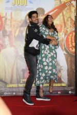 Parineeti Chopra, Sidharth Malhotra at the Trailer Launch Of Jabariya Jodi on 1st July 2019  (14)_5d1a3a684f311.JPG