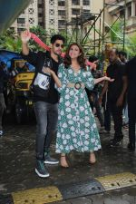 Parineeti Chopra, Sidharth Malhotra at the Trailer Launch Of Jabariya Jodi on 1st July 2019 (35)_5d1a3a6d11752.JPG