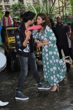 Parineeti Chopra, Sidharth Malhotra at the Trailer Launch Of Jabariya Jodi on 1st July 2019 (41)_5d1a3a72003b8.JPG