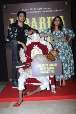 Parineeti Chopra, Sidharth Malhotra at the Trailer Launch Of Jabariya Jodi on 1st July 2019 (49)_5d1a3a79b8a14.JPG
