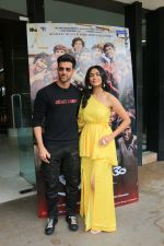 Hrithik Roshan, Mrunal Thakur during the promotions of film Super 30 at Sun n Sand juhu on 2nd July 2019 (12)_5d1b713ed3a34.JPG