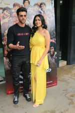 Hrithik Roshan, Mrunal Thakur during the promotions of film Super 30 at Sun n Sand juhu on 2nd July 2019 (6)_5d1b7135e1234.JPG