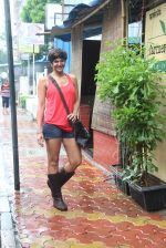 Mandira Bedi spotted at farmer's cafe in bandra on 2nd July 2019