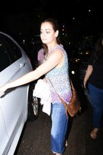 Dia Mirza spotted at Bandra on 1st July 2019 (21)_5d1b710347c11.JPG