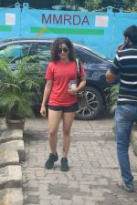Sanya Malhotra spotted at andheri on 3rd July 2019 (4)_5d1da728c8480.JPG