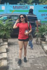 Sanya Malhotra spotted at andheri on 3rd July 2019 (6)_5d1da7300a72f.JPG