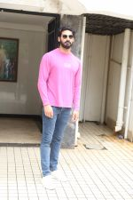 Ahan Shetty spotted at khar gymkhana on 6th July 2019