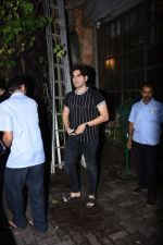 Arbaaz Khan spotted at palli village cafe bandra on 7th July 2019 (13)_5d22f2879eb31.JPG