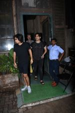 Arbaaz Khan, Arhan Khan spotted at palli village cafe bandra on 7th July 2019 (15)_5d22f28d4917a.JPG