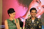 Kangana Ranaut, Rajkummar Rao at the Song launch of film Judgemental Hai Kya at Bombay Cocktail Bar in andheri on 7th July 2019 (32)_5d22f3ac4cfaa.JPG
