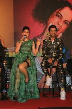 Kangana Ranaut, Rajkummar Rao at the Song launch of film Judgemental Hai Kya at Bombay Cocktail Bar in andheri on 7th July 2019
