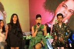 Kangana Ranaut, Rajkummar Rao, Ekta Kapoor at the Song launch of film Judgemental Hai Kya at Bombay Cocktail Bar in andheri on 7th July 2019 (65)_5d22f346bb916.JPG