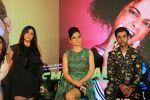 Kangana Ranaut, Rajkummar Rao, Ekta Kapoor at the Song launch of film Judgemental Hai Kya at Bombay Cocktail Bar in andheri on 7th July 2019 (67)_5d22f34b55d0a.JPG