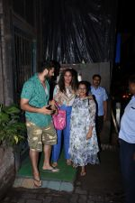 Richa Chadda, Ali Fazal & Parvathy spotted at pali village cafe in bandra on 7th July 2019 (34)_5d22f19ec2f3b.JPG