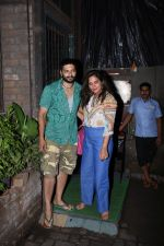 Richa Chadda, Ali Fazal spotted at pali village cafe in bandra on 7th July 2019 (63)_5d22f1af81356.JPG
