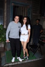 Sunil Lulla,  Krishika Lulla spotted at palli village cafe bandra on 7th July 2019 (11)_5d22f1cea818d.JPG