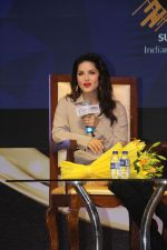 Sunny Leone unveils her fashion brand at India Licensing expo in goregaon on 8th July 2019 (40)_5d2445b6933ef.jpg