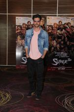 Hrithik Roshan at the promotion of film super 30 and dances with underprivileged kids from NGO Dance out of poverty on 9th July 2019 (22)_5d2595f914904.JPG