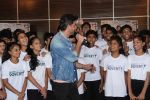 Hrithik Roshan at the promotion of film super 30 and dances with underprivileged kids from NGO Dance out of poverty on 9th July 2019 (48)_5d2595d152722.JPG