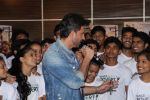 Hrithik Roshan at the promotion of film super 30 and dances with underprivileged kids from NGO Dance out of poverty on 9th July 2019 (49)_5d2595d38c430.JPG