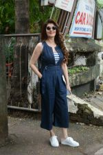 Sangeeta Bijlani spotted at Kromakay juhu on 9th July 2019 (5)_5d25957b5fcdb.JPG