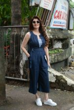 Sangeeta Bijlani spotted at Kromakay juhu on 9th July 2019 (6)_5d25957df06e4.JPG