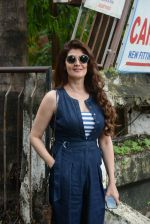 Sangeeta Bijlani spotted at Kromakay juhu on 9th July 2019 (8)_5d259582c6bc8.JPG