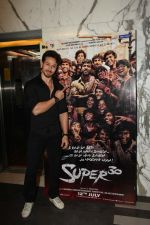 Tiger Shroff at the Screening of film Super 30 in Yashraj studios, Andheri on 10th July 2019  (65)_5d26f23bf1518.JPG