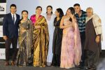 Akshay Kumar, Vidya Balan, Sonakshi Sinha, Kirti Kulhari, Nithya Menen, Taapsee Pannu at the Trailer Launch Of Film Mission Mangal on 18th July 2019 (70)_5d316f0814299.JPG