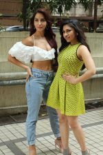 Nora Fatehi, Tulsi Kumar Spotted Of T Series Office For Promote Film Batla House on 18th July 2019 (20)_5d316a6c28c72.JPG
