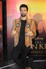 Rithvik Dhanjani at the Special screening of film The Lion King on 18th July 2019 (58)_5d3179162b09d.jpg