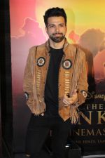 Rithvik Dhanjani at the Special screening of film The Lion King on 18th July 2019 (60)_5d31791a2c0b6.jpg