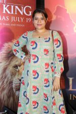 Shikha Talsania at the Special screening of film The Lion King on 18th July 2019 (51)_5d3179354cd7d.jpg