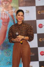 Sunny Leone at the Song Launch Funk Love from movie Jhootha Kahin Ka on 11th July 2019  (3)_5d3163f4c89d3.JPG