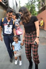 Sunny Leone with kids & husband spotted at play school in juhu on 18th July 2019 (1)_5d316b81d85df.JPG