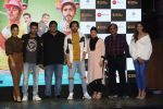 Sunny Leone, Smeep Kang, Sunny Singh Nijjar, Omkar Kapoor, at the Song Launch Funk Love from movie Jhootha Kahin Ka on 11th July 2019