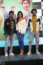 Sunny Singh Nijjar, Omkar Kapoor at the Song Launch Funk Love from movie Jhootha Kahin Ka on 11th July 2019